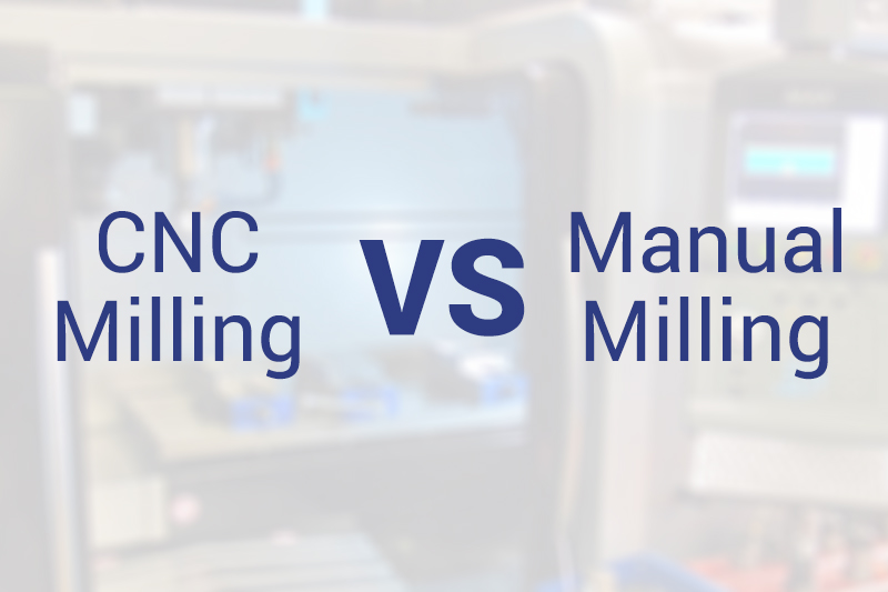 CNC Milling Vs Manual Milling – Which Is Better For Batch Production?